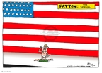 Cartoonist Joel Pett  Joel Pett's Editorial Cartoons 2002-09-22 flag