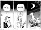 Cartoonist Joel Pett  Joel Pett's Editorial Cartoons 2002-11-21 cancer