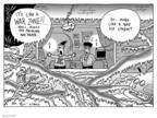 Cartoonist Joel Pett  Joel Pett's Editorial Cartoons 2003-02-18 2003