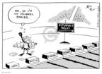 Joel Pett  Joel Pett's Editorial Cartoons 2008-08-19 2008 Olympics