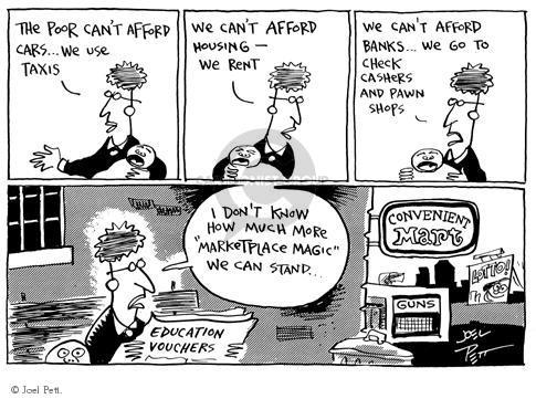 Cartoonist Joel Pett  Joel Pett's Editorial Cartoons 2000-00-00 strategy