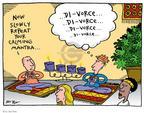 Cartoonist Joel Pett  Joel Pett's Illustrations 2002-00-00 illustration