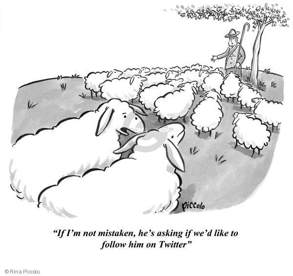 Cartoonist Rina Piccolo  Rina Piccolo's Panel Cartoons 2010-01-10 herd