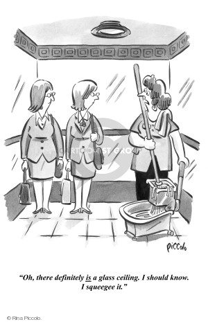 Cartoonist Rina Piccolo  Rina Piccolo's Panel Cartoons 2013-08-21 equal opportunity
