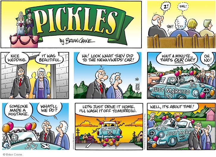 Comic Strip Brian Crane  Pickles 2009-03-08 husband