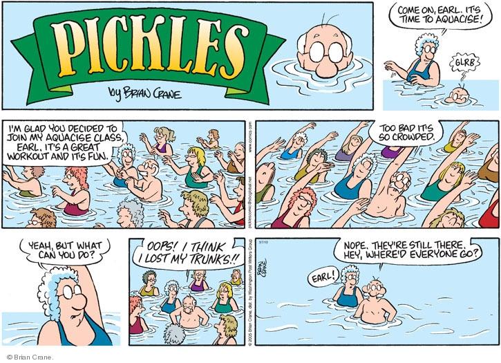 Comic Strip Brian Crane  Pickles 2010-03-07 too