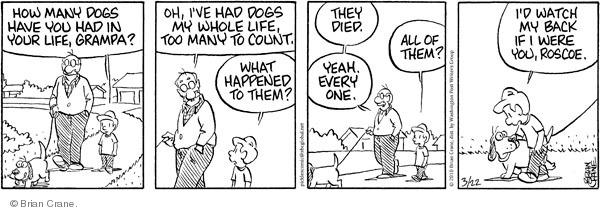 Comic Strip Brian Crane  Pickles 2010-03-22 too