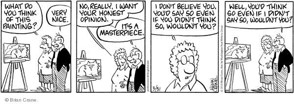 Comic Strip Brian Crane  Pickles 2010-03-31 familiarity