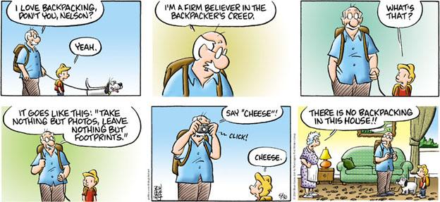 Comic Strip Brian Crane  Pickles 2010-05-30 love