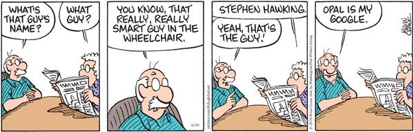 Comic Strip Brian Crane  Pickles 2010-06-30 guy