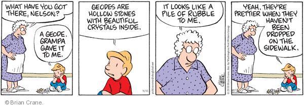 Comic Strip Brian Crane  Pickles 2010-09-15 pile