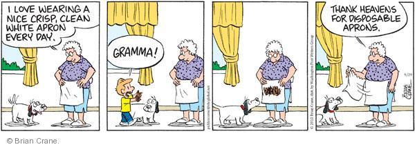 Comic Strip Brian Crane  Pickles 2010-09-29 affection