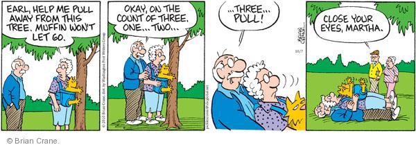 Comic Strip Brian Crane  Pickles 2010-10-07 pile
