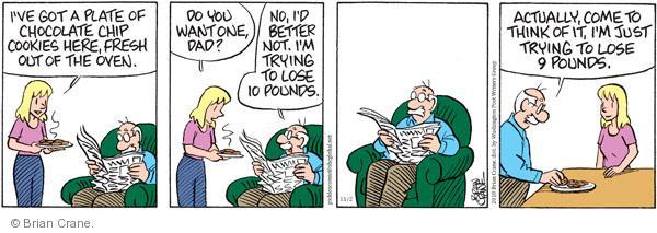Comic Strip Brian Crane  Pickles 2010-11-02 lose
