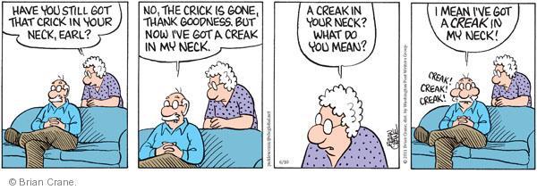 Comic Strip Brian Crane  Pickles 2011-06-10 goodness