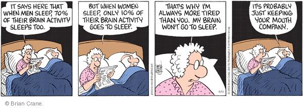 Comic Strip Brian Crane  Pickles 2011-06-11 percent