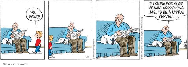 Comic Strip Brian Crane  Pickles 2011-06-16 unsure