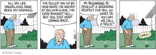 Comic Strip Brian Crane  Pickles 2011-07-04 root