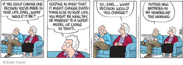 Comic Strip Brian Crane  Pickles 2011-07-27 battery