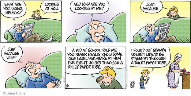 Comic Strip Brian Crane  Pickles 2012-01-08 tube