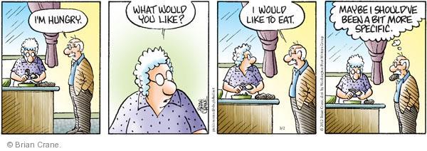 Comic Strip Brian Crane  Pickles 2012-03-02 potato