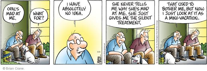Comic Strip Brian Crane  Pickles 2012-05-31 silent
