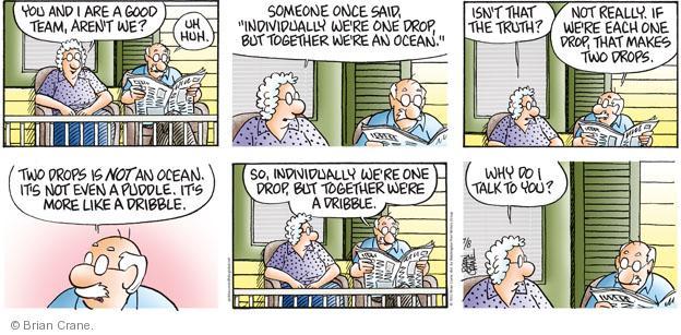Comic Strip Brian Crane  Pickles 2012-07-08 good