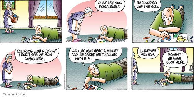 Comic Strip Brian Crane  Pickles 2012-10-07 age