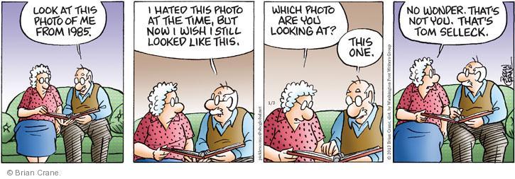 Comic Strip Brian Crane  Pickles 2013-01-03 age