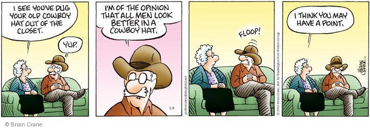 Comic Strip Brian Crane  Pickles 2013-03-08 lower