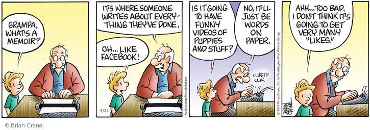 Comic Strip Brian Crane  Pickles 2013-03-21 bad