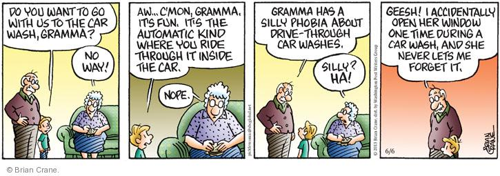 Comic Strip Brian Crane  Pickles 2013-06-06 have fun