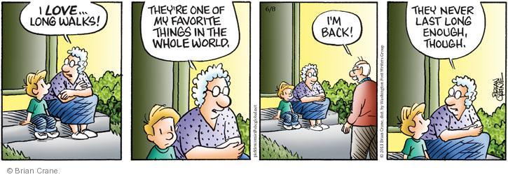 Cartoonist Brian Crane  Pickles 2013-06-08 long