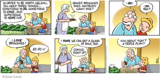 Comic Strip Brian Crane  Pickles 2013-09-08 get a life