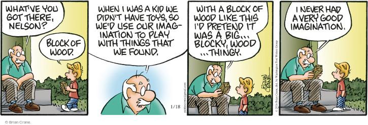 Comic Strip Brian Crane  Pickles 2016-01-18 imagine