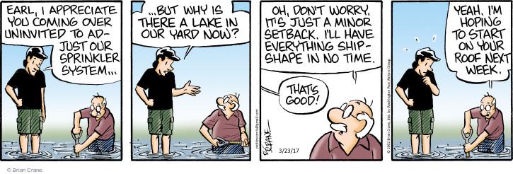 Comic Strip Brian Crane  Pickles 2017-03-23 shape