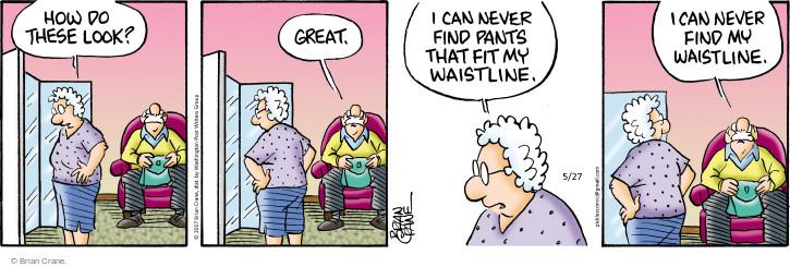 Comic Strip Brian Crane  Pickles 2017-05-27 fit