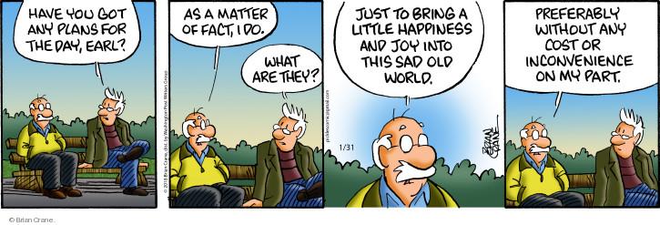 Comic Strip Brian Crane  Pickles 2018-01-31 part