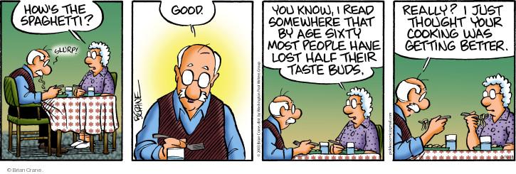 Comic Strip Brian Crane  Pickles 2018-03-10 sixty