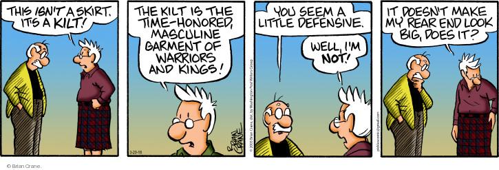 Comic Strip Brian Crane  Pickles 2018-03-20 rear