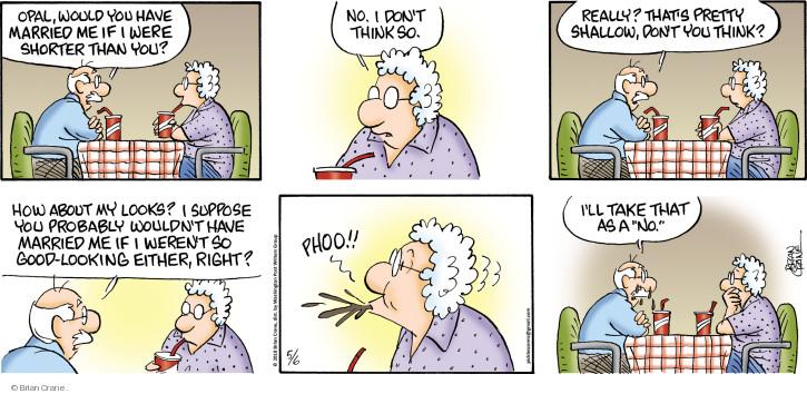 Comic Strip Brian Crane  Pickles 2018-05-06 good