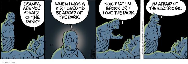 Comic Strip Brian Crane  Pickles 2018-09-01 utility