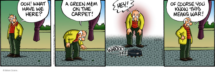 Comic Strip Brian Crane  Pickles 2018-12-15 carpet