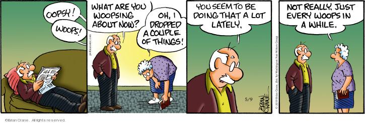 Comic Strip Brian Crane  Pickles 2019-05-09 every