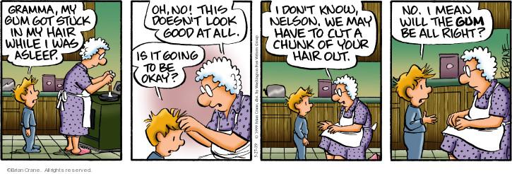Comic Strip Brian Crane  Pickles 2019-05-27 stuck
