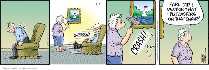 Comic Strip Brian Crane  Pickles 2020-05-07 furniture