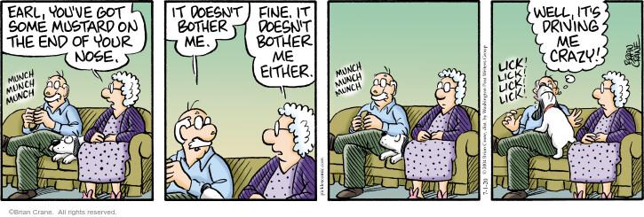 Comic Strip Brian Crane  Pickles 2020-07-01 Earl