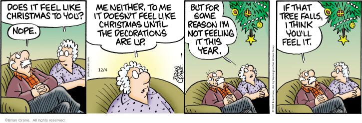 Comic Strip Brian Crane  Pickles 2020-12-04 like
