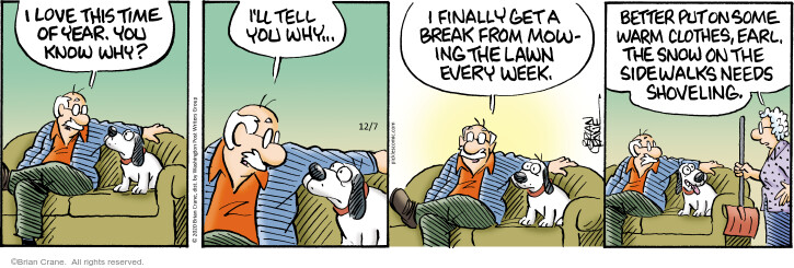 Comic Strip Brian Crane  Pickles 2020-12-07 why