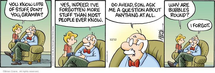 Comic Strip Brian Crane  Pickles 2020-12-12 more